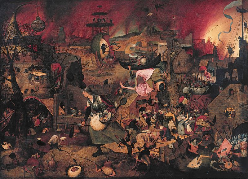 Dulle Griet - Pieter Bruegel the Elder