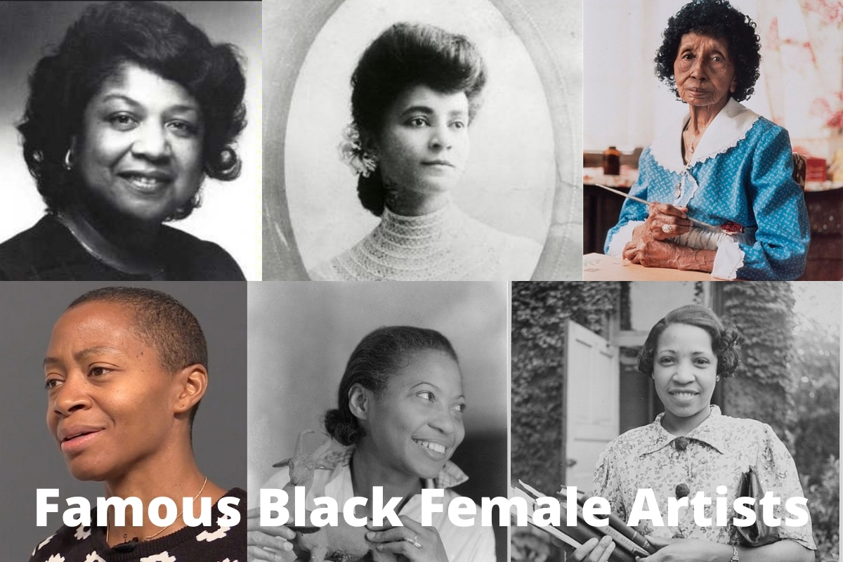 Famous Black Female Artists