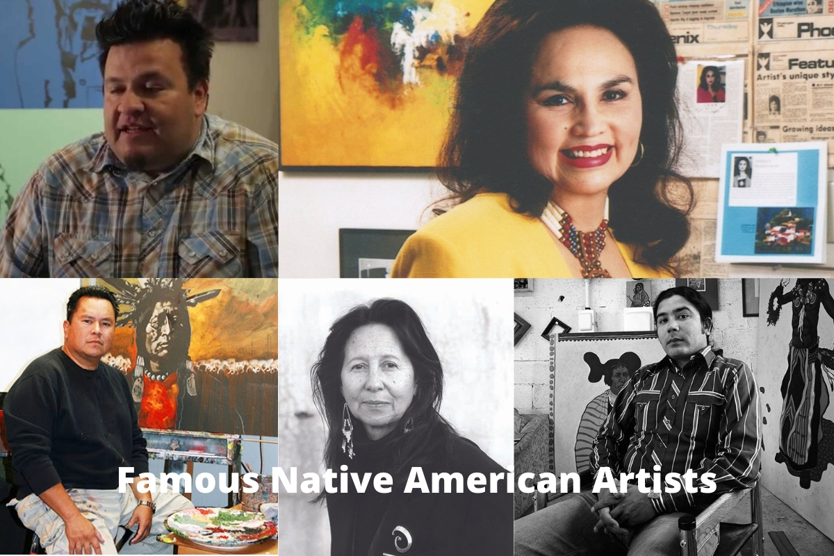 Famous Native American Artists