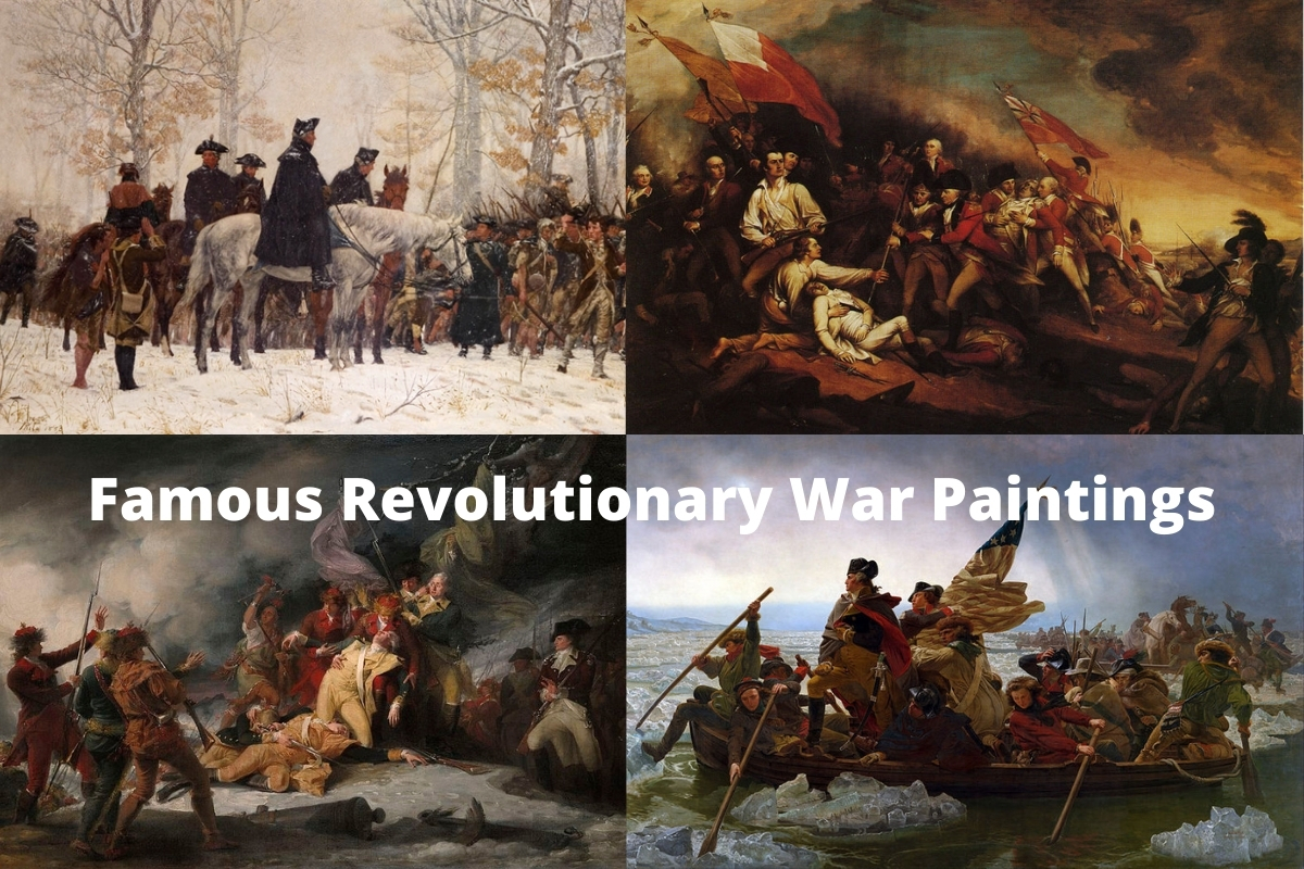 Famous Revolutionary War Paintings