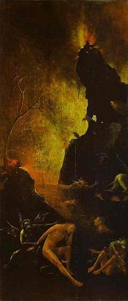 Hell - Hieronymus Bosch