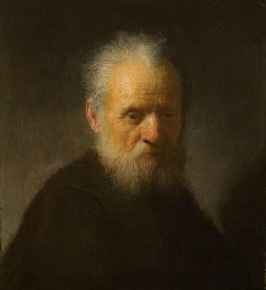 Portrait of an Old Man 1632 - Rembrandt van Rijn
