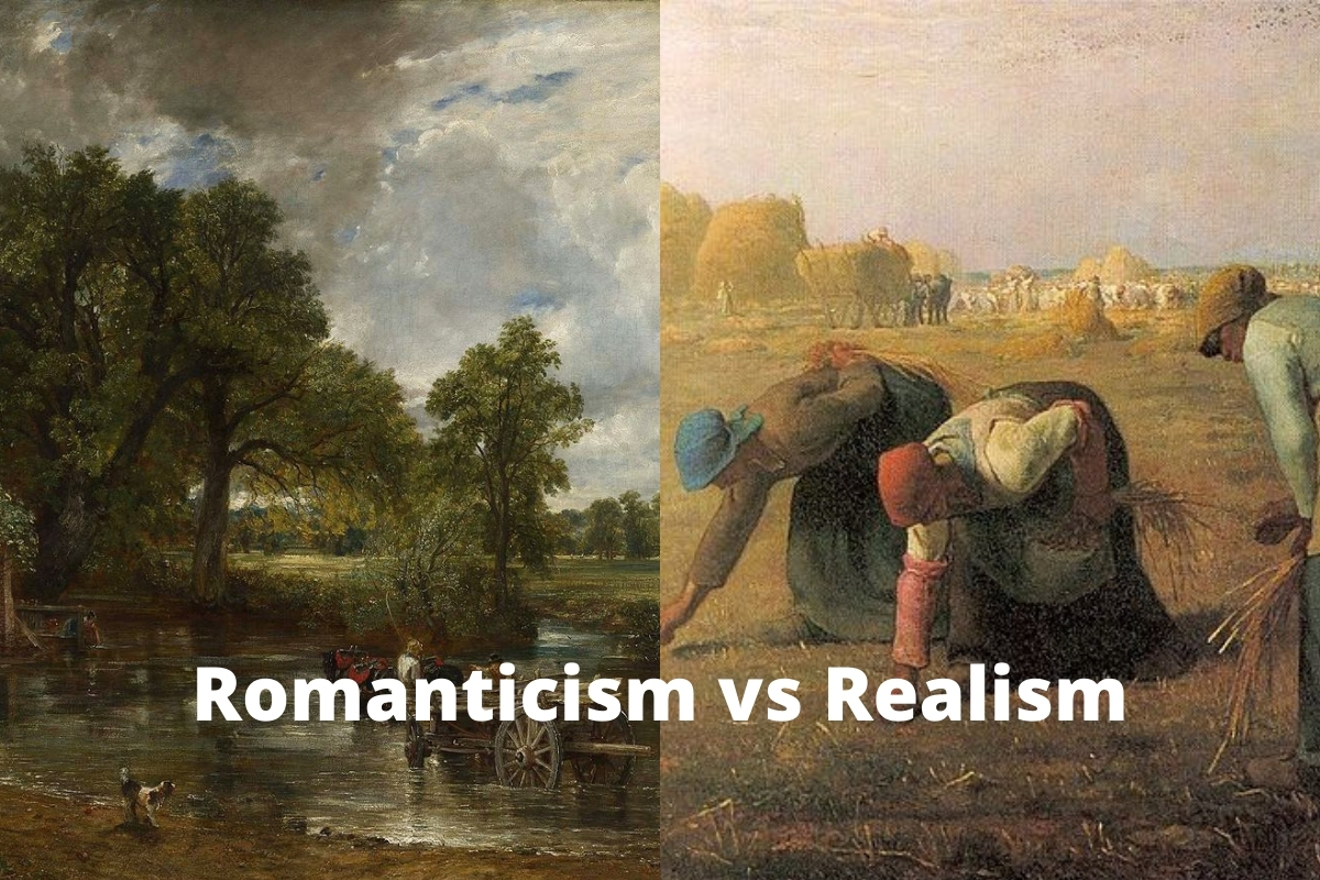 Romanticism vs Realism