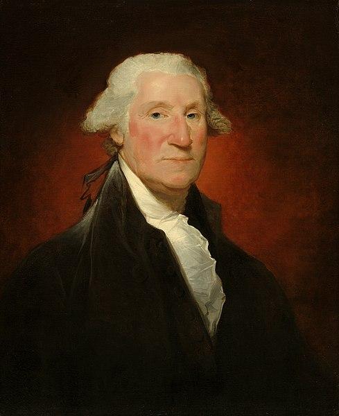 Vaughan Portrait - Gilbert Stuart