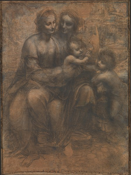 The Virgin and Child with St. Anne and St. John the Baptist